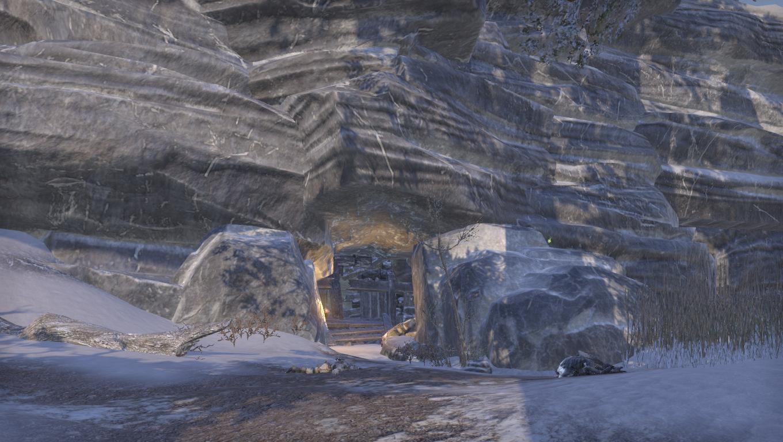 Пещера Костяная Скала