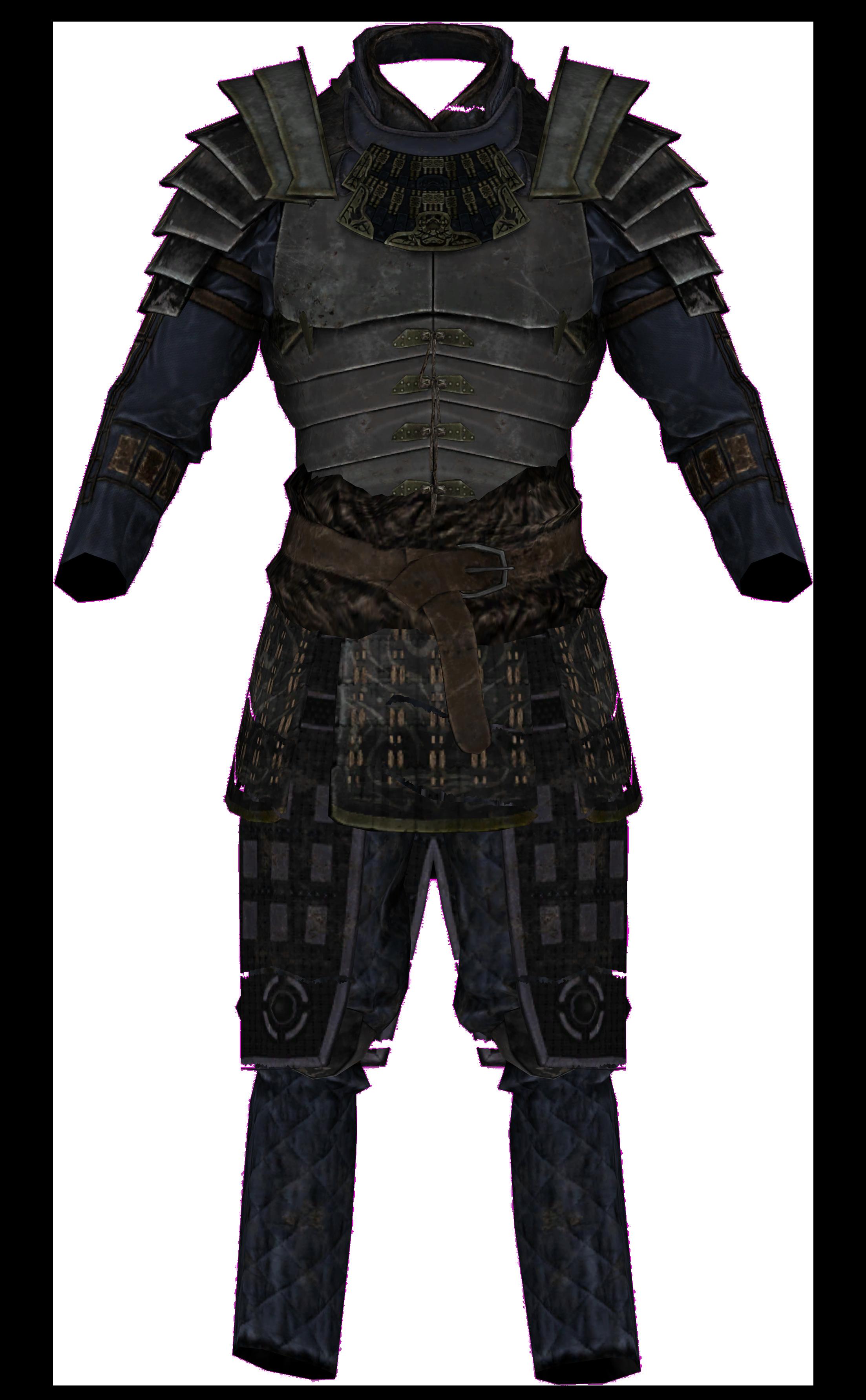 Blades Armor (Armor Piece)