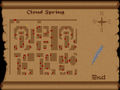 Cloud Spring full map