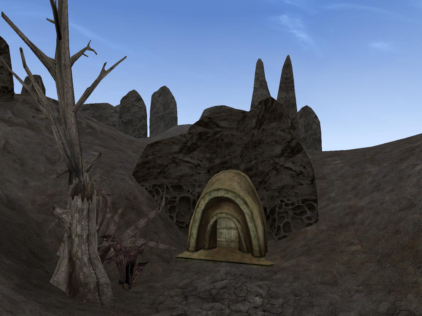 Indaren Ancestral Tomb