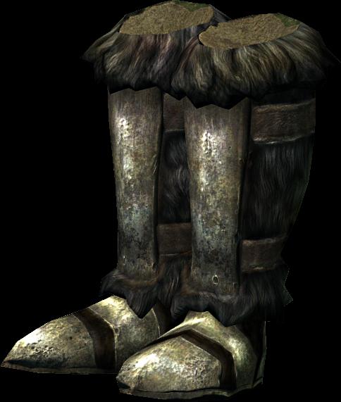 Wolf Boots (Skyrim)