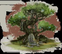 Босмерское святилище (концепт-арт).png