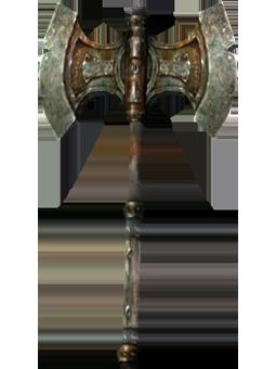 Железная секира (Morrowind)