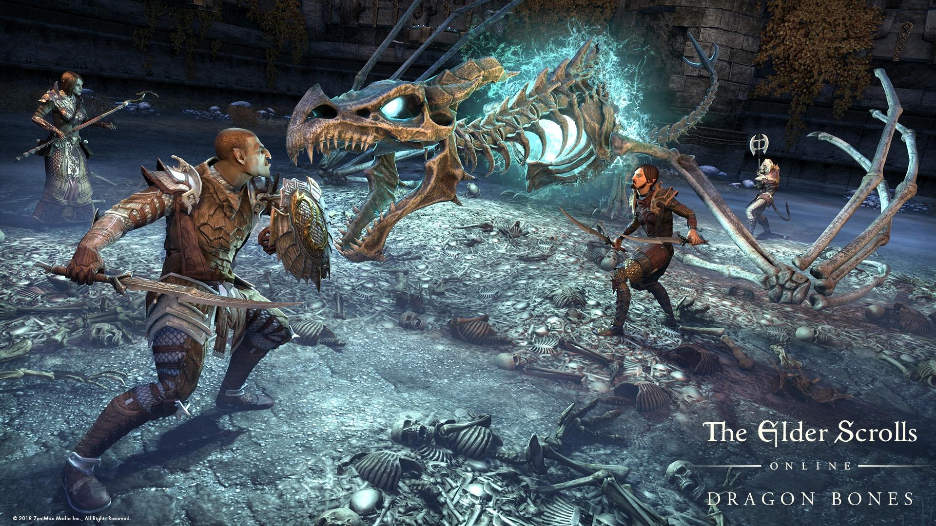 The Elder Scrolls Online: Dragon Bones
