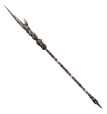 Хитиновое копьё (Morrowind)