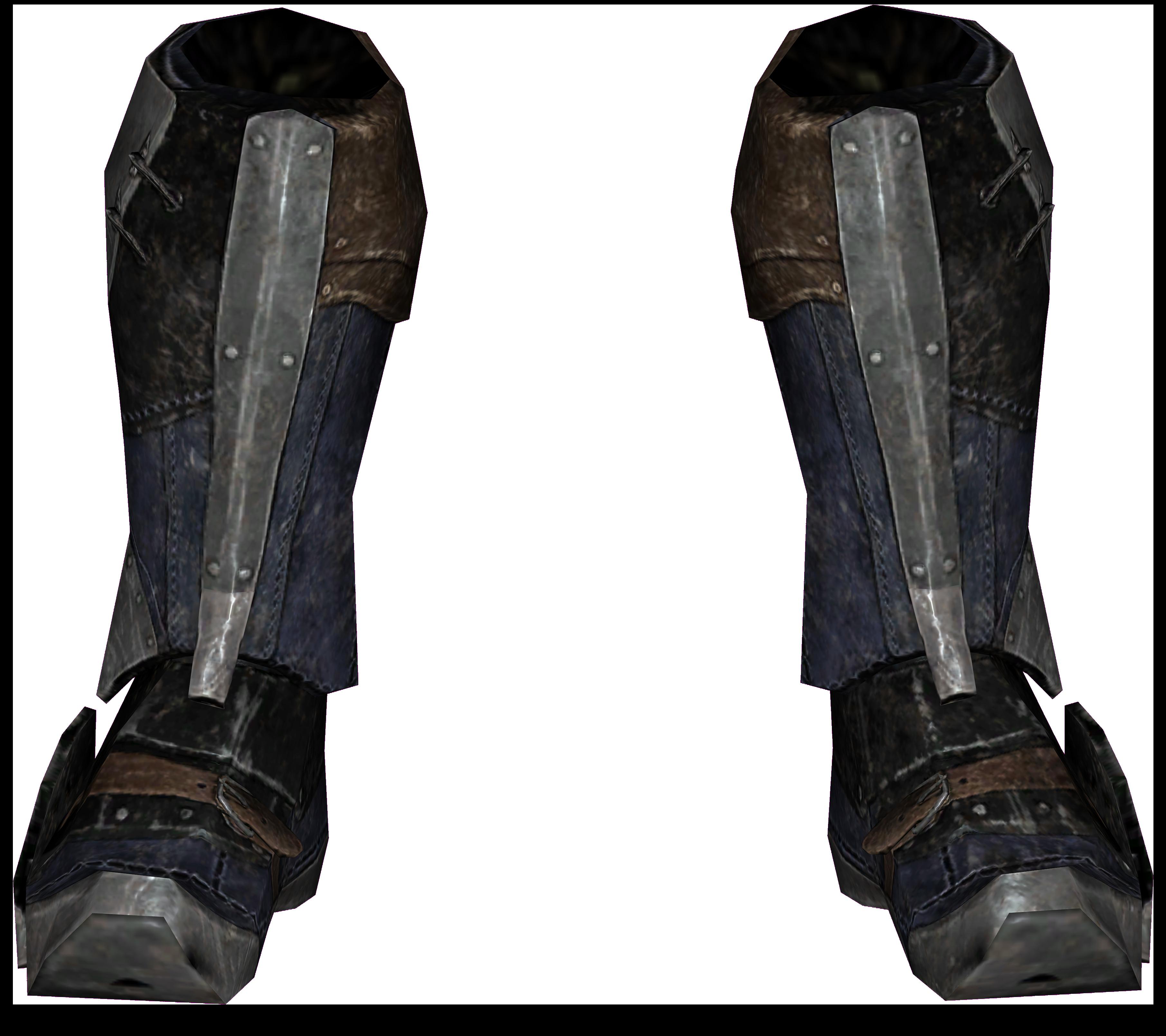 Blades Boots (Skyrim)
