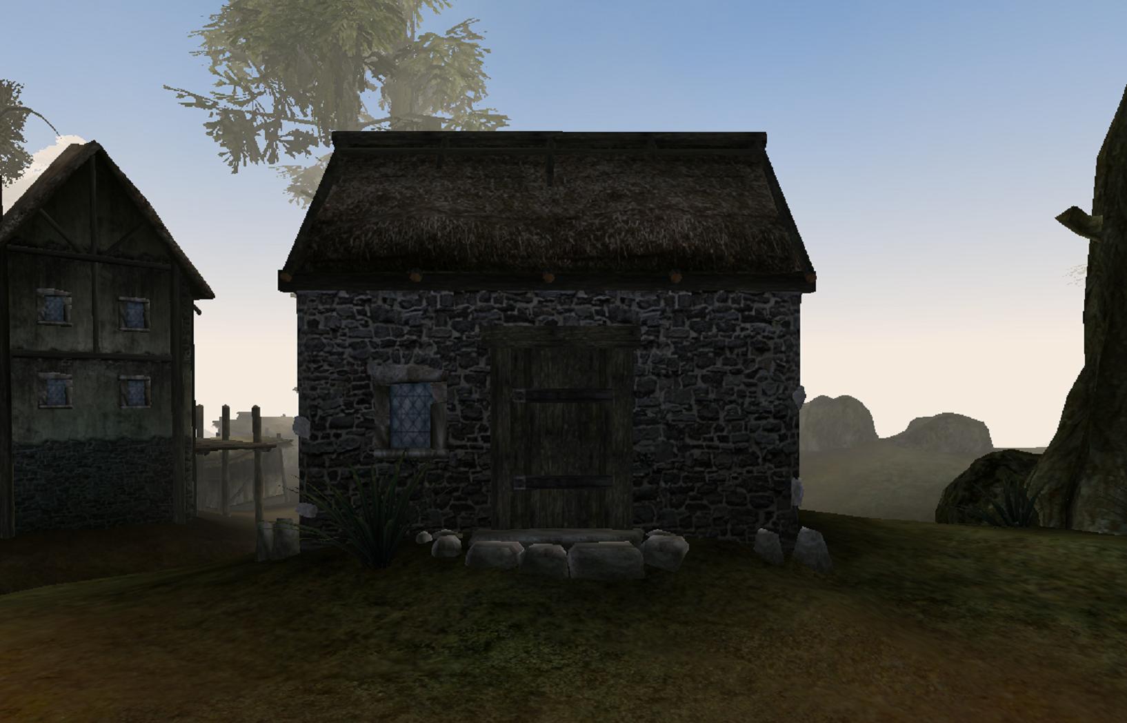 Fargoth's House