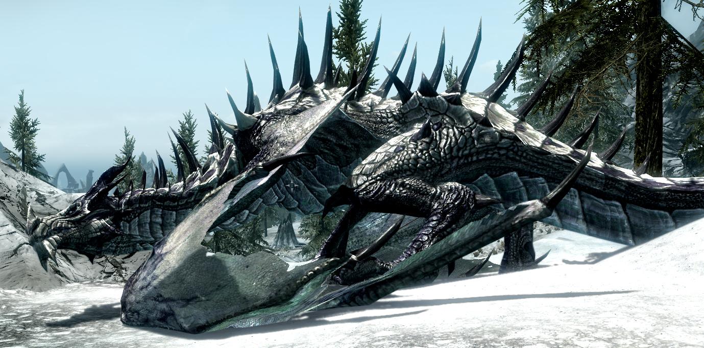 Морозный дракон (существо)