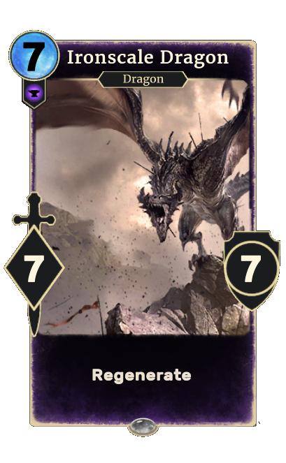 Ironscale Dragon