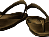 Moth Priest Sandals