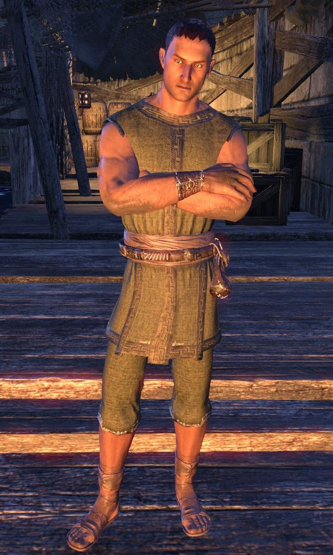 Courier (Dark Brotherhood)