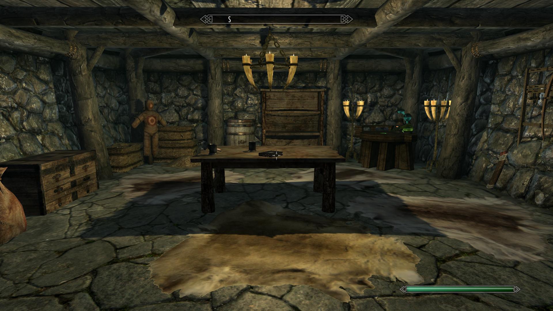 Delphine's Secret Room