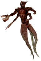 Dreugh Morrowind transparent