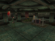 Mournhold Royal Palace Imperial Cult Services Interior