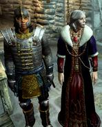Uriel Septim VII e Glenroy