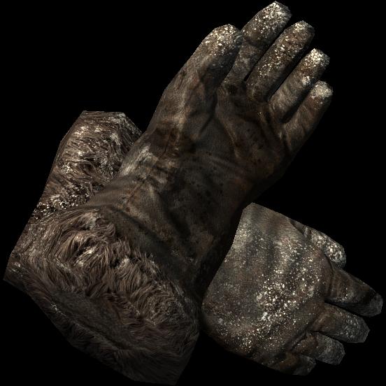 Перчатки скаала