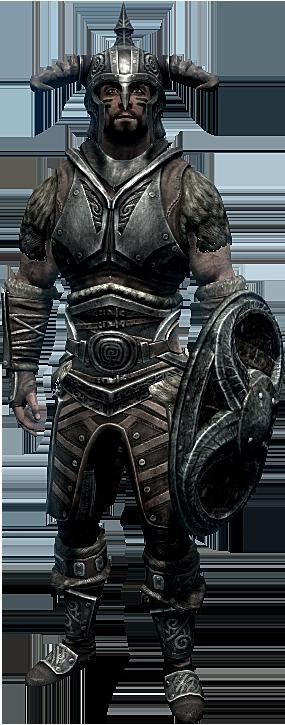 Стальное снаряжение (Skyrim)