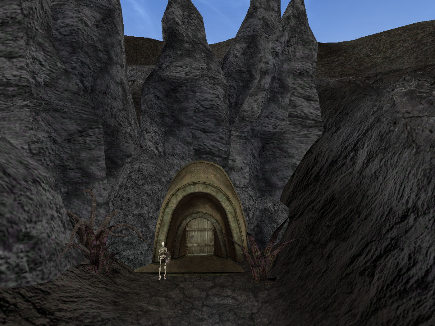 Andas Ancestral Tomb (Morrowind)
