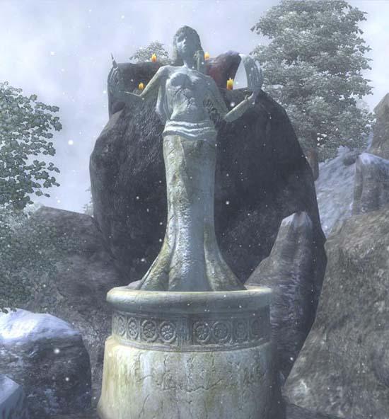 Shrine of Azura (Oblivion)