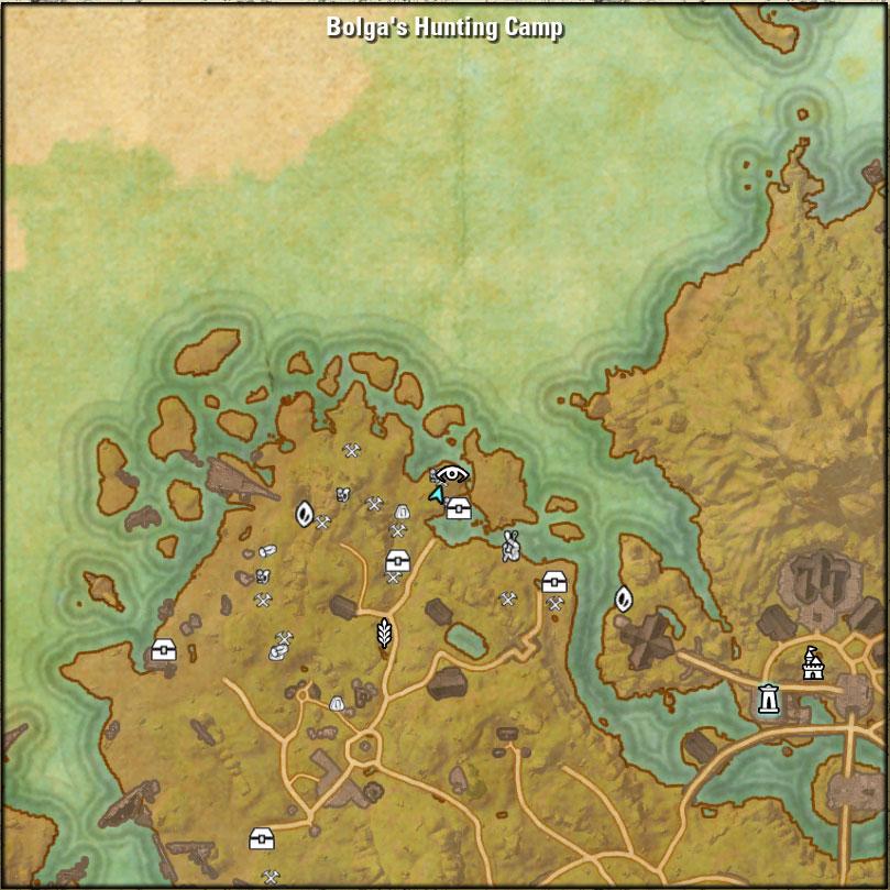 Bolga's Hunting Camp