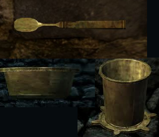Dwemer Kitchenware (Skyrim)