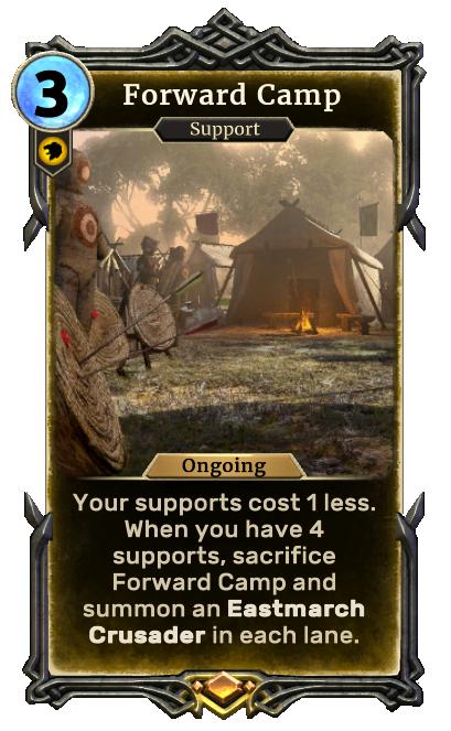 Forward Camp