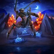 Matrona Niebieskich Pazurów (Legends)