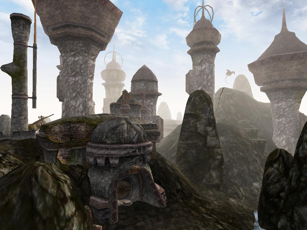 Mzahnch Ruin