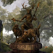 Statue of Hircine (Online)