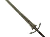 Перечень двуручного оружия (Skyrim)