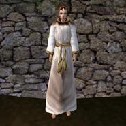 Простая мантия 19 (Morrowind) жен