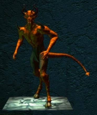 Morphoid Daedra