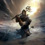Stormcloak Skirmisher card art.png
