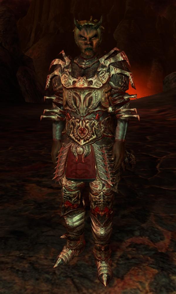 Dremora Sigil Keeper