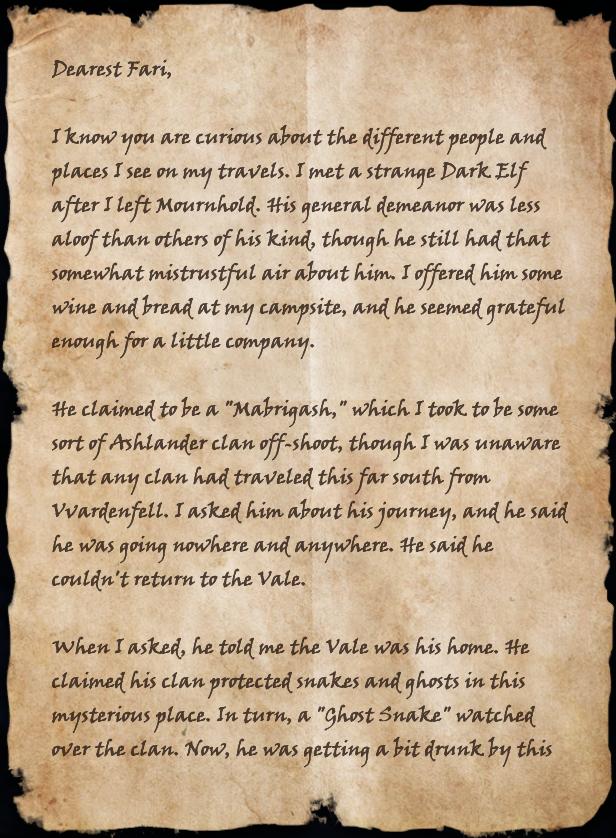 The Mabrigash Trial