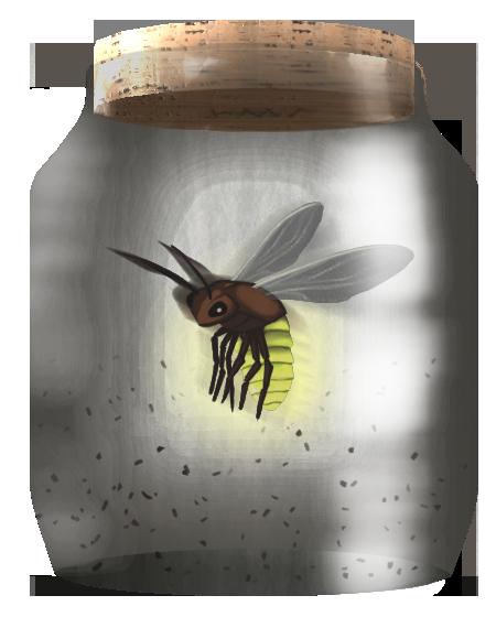 Банки с насекомыми