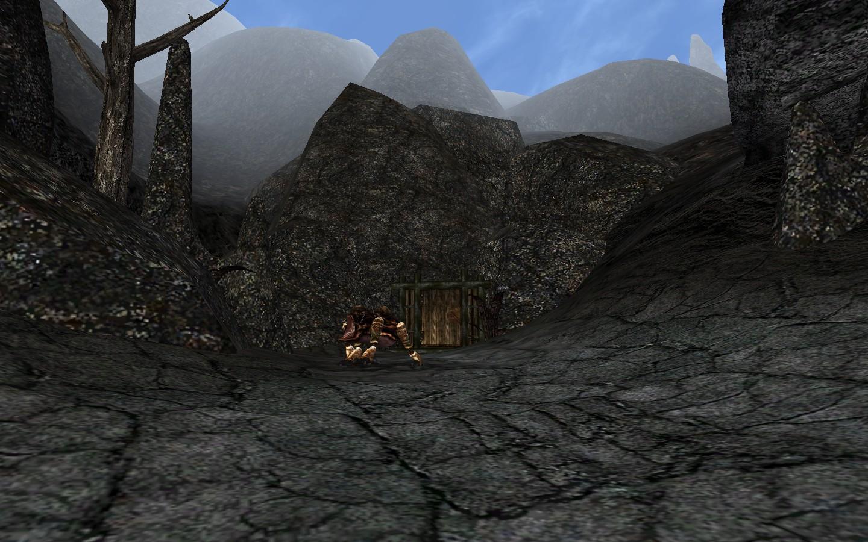 Яичная шахта Залкин-Сул (Morrowind)
