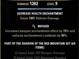 Rhorlak's War Axe
