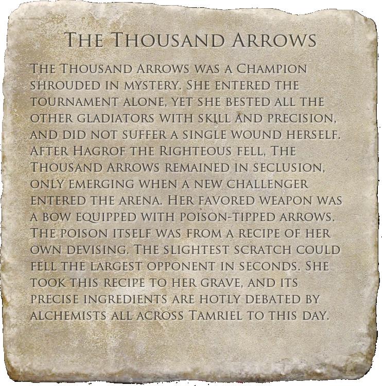 The Thousand Arrows