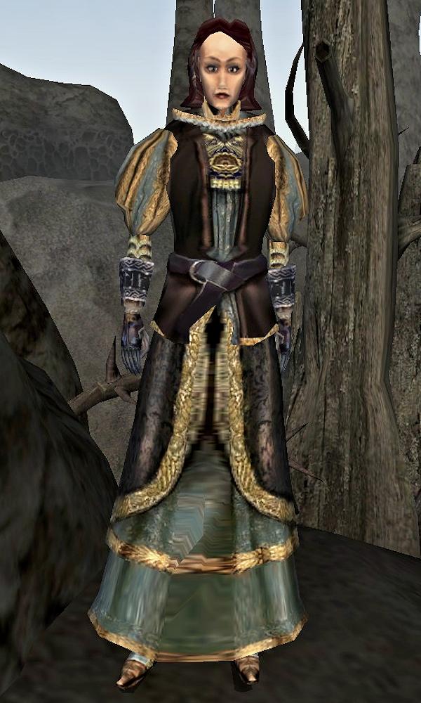 Viatrix, The Annoying Pilgrim
