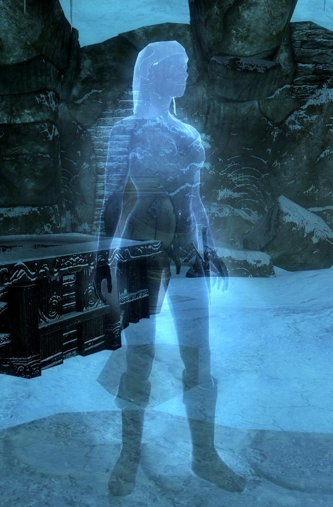 Yngvild Ghost