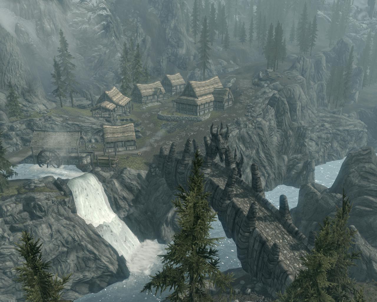 Драконий Мост (Skyrim)