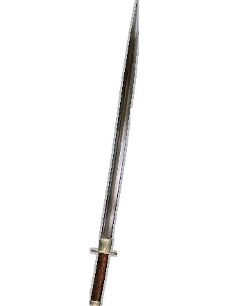 Стальная катана (Morrowind)
