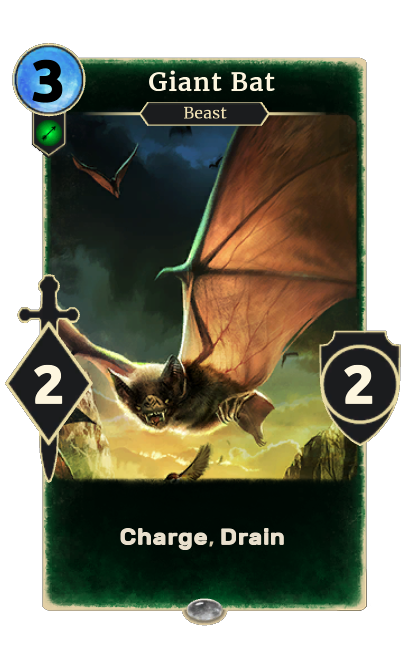 Giant Bat (Legends)
