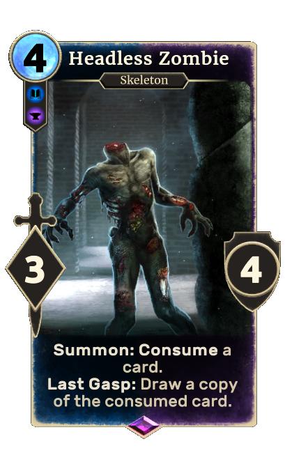 Headless Zombie (Legends)
