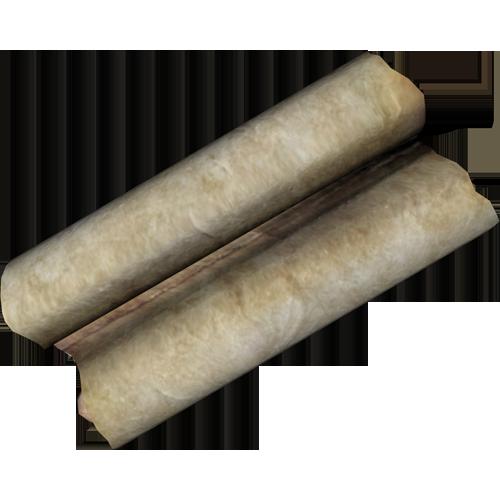 J'zargo's Flame Cloak Scroll
