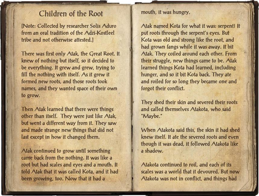 Children of the Root