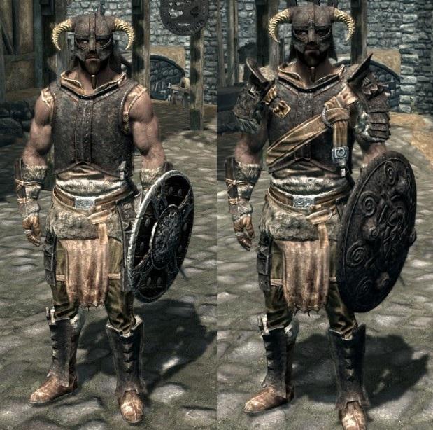 Iron Armor (Skyrim)