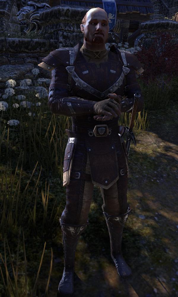Lieutenant Ergend