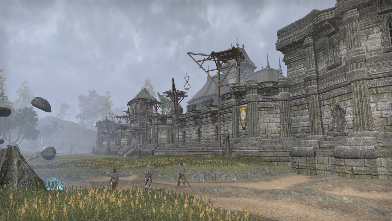Замок Фарегил